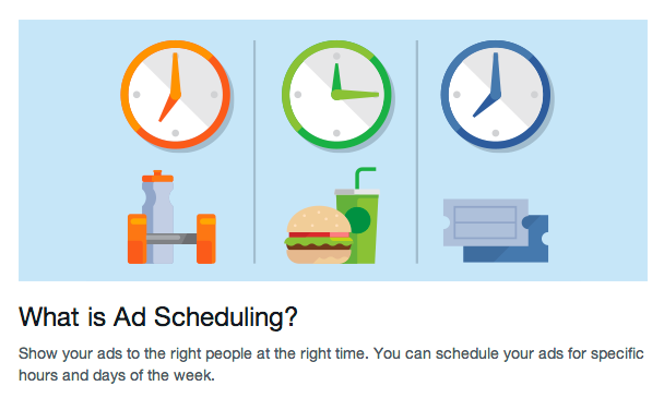 Facebook Ads Scheduling - 1